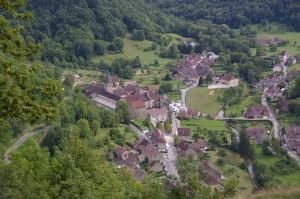 Village de Baumes Les Messieurs