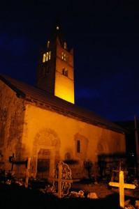 Eglise Sainte-Cécile - Ceillac