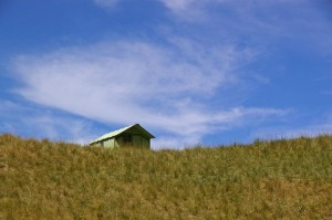 Cabane au lac Clausis