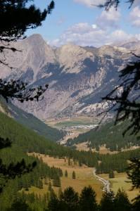 Vallée du Mélézet