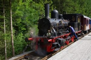 Locomotive Winthertur 030 Tigerli