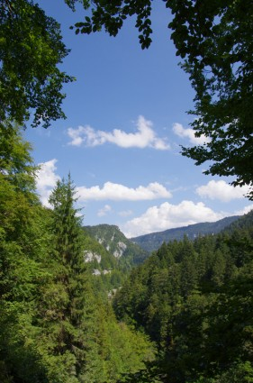 Vallée du Doubs - Villers le lac