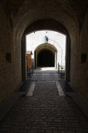 Entrée du fort