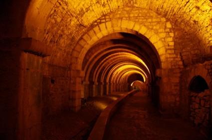 Cathédrale souterraine