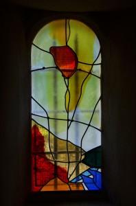 Nouveau vitrail