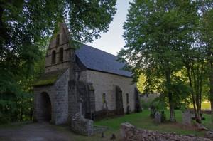 Chapelle des Manants et cimetière attenant