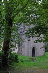 Chapelle Saint-Martin - Monastère de Port-Dieu