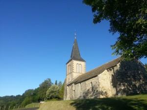 Eglise Saint-Nazaire de Singles