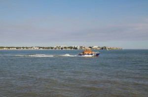 Estuaire de la Gironde à Royan