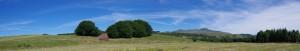 Plateau d'Artense et Puy de Sancy