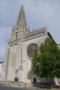 Collégiale Saint-Cybard