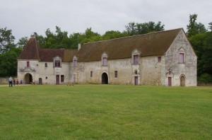Dépendances du château