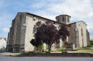 Eglise Notre-Dame de la Nativité - Bussière Badil