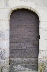 Porte - Dépendance