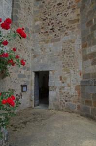 Porte du transept