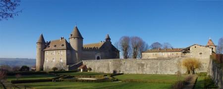 Château de Virieu - Panoramique