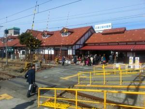 Gare de Fujisan