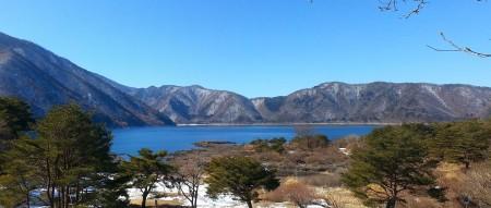 Panoramique - Lac Motosuko