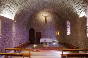 Chapelle ND de Parménie
