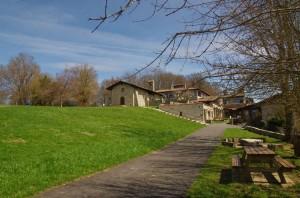 Chapelle de Parménie et monastère