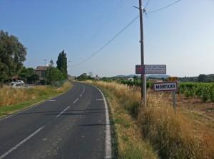 Montaud - vers St-Bauzille-de-Montmel
