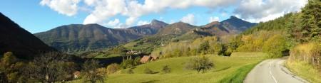 Panorama - Vallon de Quaix-en-Chartreuse