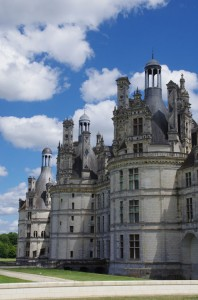 Chambord - Tours