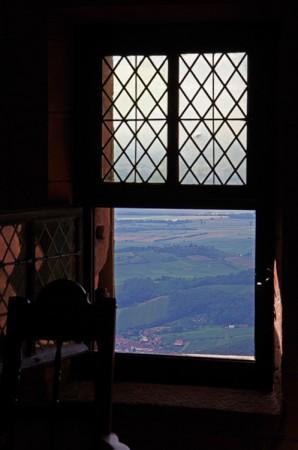 Chateau du Haut-Koenigsbourg - Fenêtre