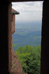 Chateau du Haut-Koenigsbourg - Remparts