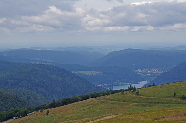 Le Hohneck - Lac de Longemer