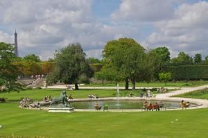 Louvre - Jardin des Tiuleries