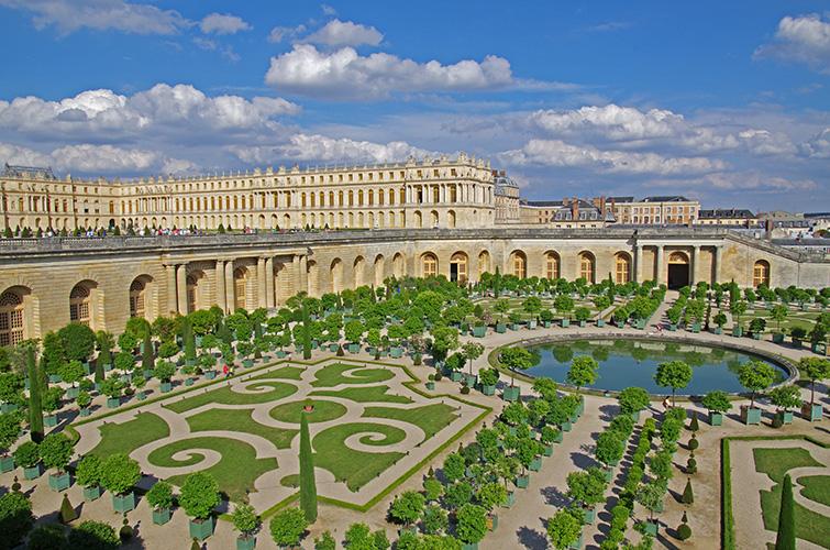 Versailles - Orangerie
