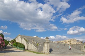 Escaliers - Versailles