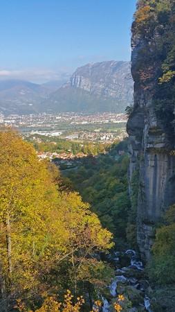 Agglomération de Grenoble depuis Pont-Charvet