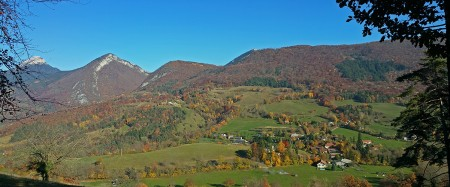 Panorama - Clémencières