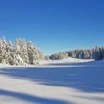 Une saison de neige en Vercors