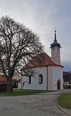 Bonlanden - Chapelle