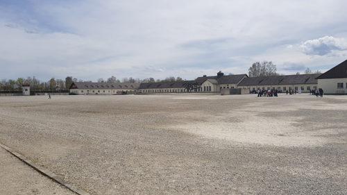 Dachau - Place d'appel