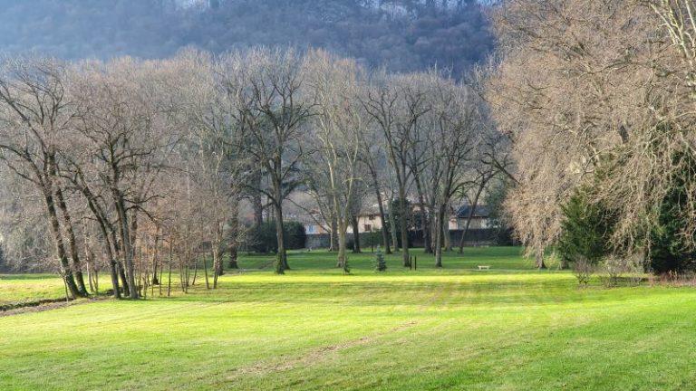Sassenage - Parc du château